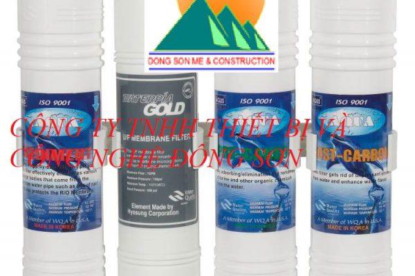 Bộ lọc Inline T33 Hàn Quốc/ Lõi lọc để xử lý nước